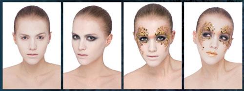 面具绘画步骤详解