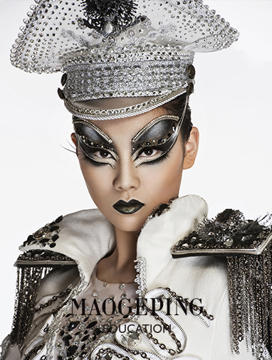 毛戈平化妆造型图片