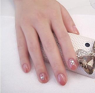 不同形状指甲的涂抹技巧大公开