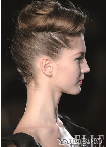 世界男童模特发型