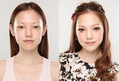 越无辜越可爱,超简单日系卖萌妆