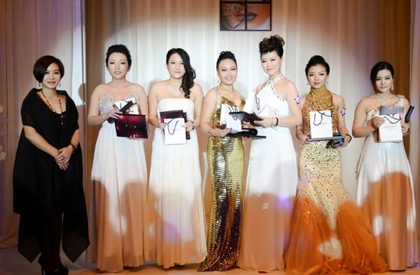 2013.12.25北京学校圣诞红毯秀