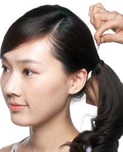 适宜家长都约见的韩式温婉形象--毛戈平图片发型白色短发女图片
