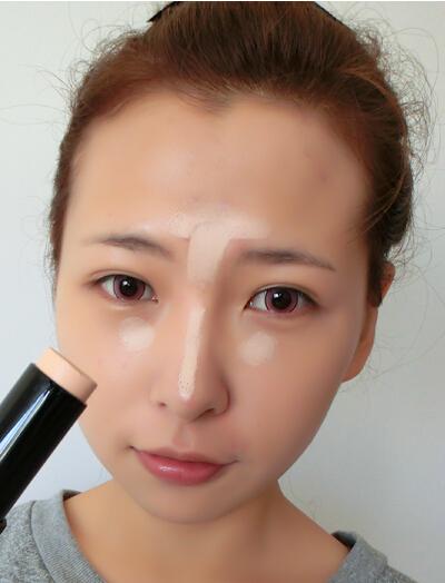 韩版底妆的正确步骤图解