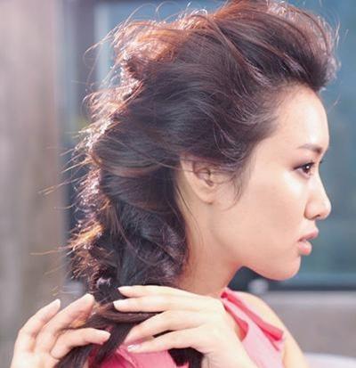 时尚典雅范儿 年底聚会百搭发型