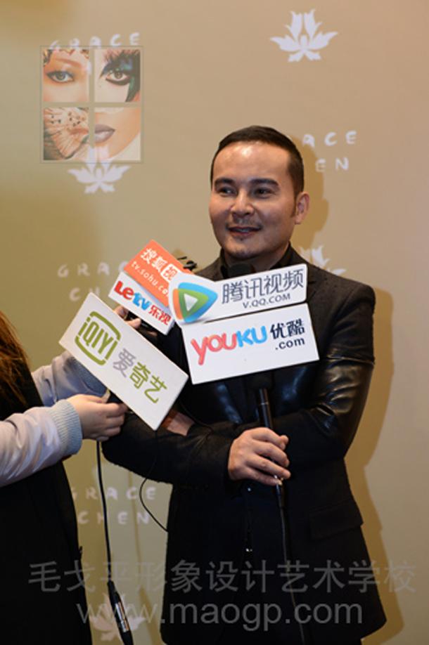 瑰丝·陈2015春夏高级定制发布会造型