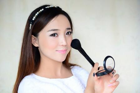 韩式少女活力美妆