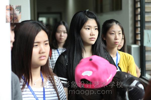香港明爱书院考察团到杭参观