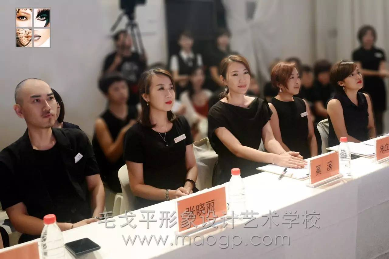 29北京毛戈平学校2016春季形象设计与影视人物创意班毕业大秀盛大上演