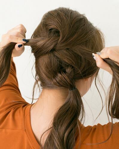 不来点不一样的发型,怎么好意思说自己是女神呢