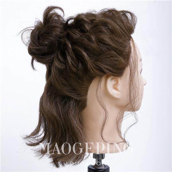 慵懒浪漫又好看的日杂风发型是如何打造出来的
