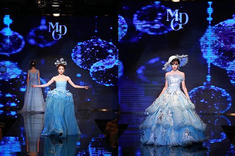 2020年杭州毛戈平形象设计首期毕业作品发布会
