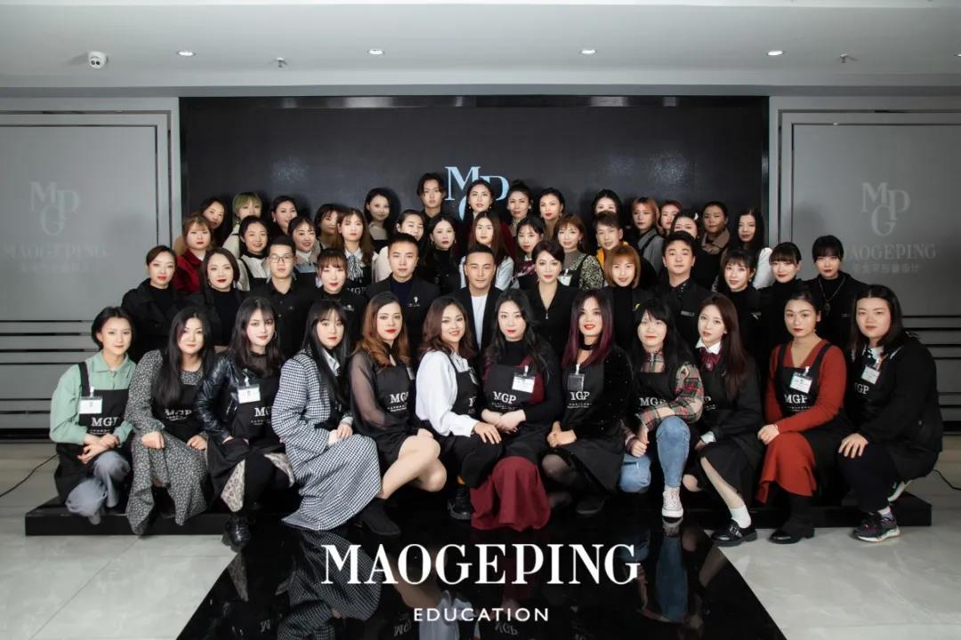 重庆毛戈平学校2020年第7届学员毕业作品发布会