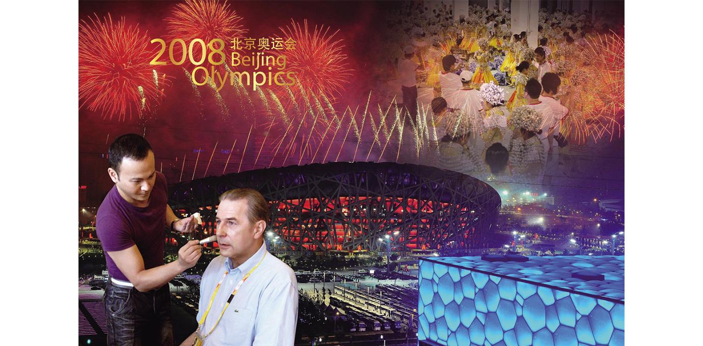 2008年北京奥运会开、闭幕式化妆团队