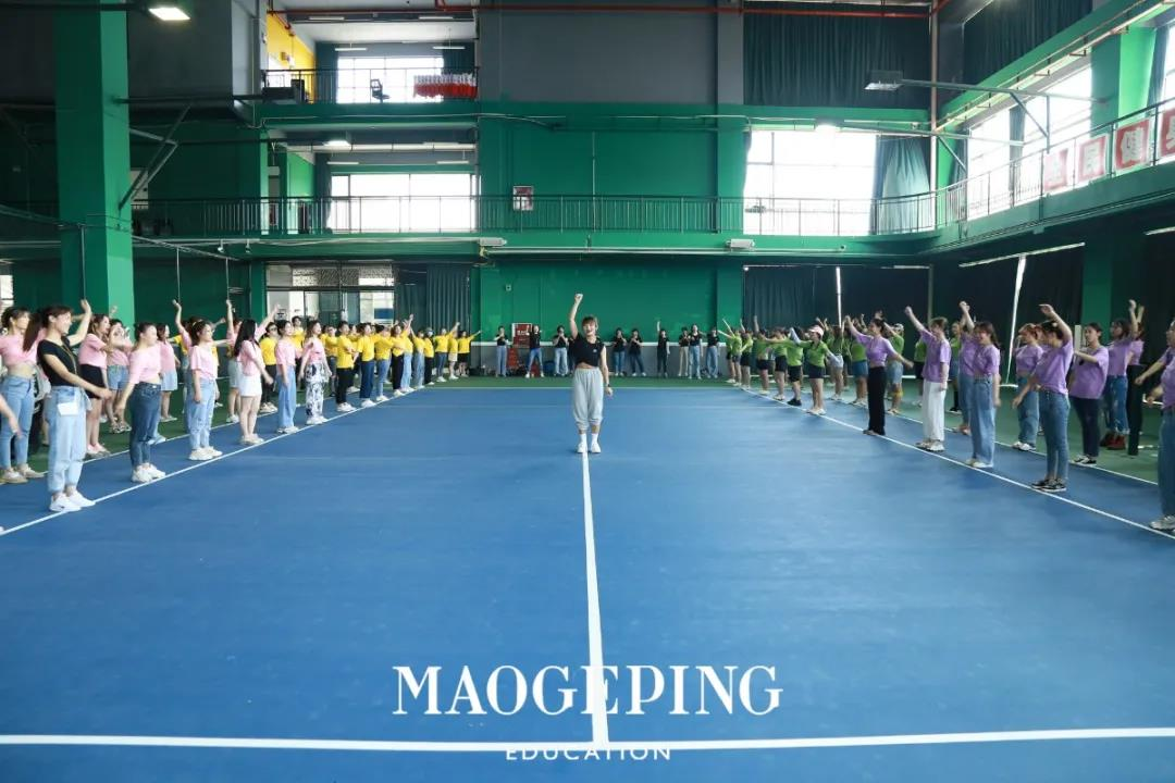 重庆毛戈平形象设计五四青年节游园活动