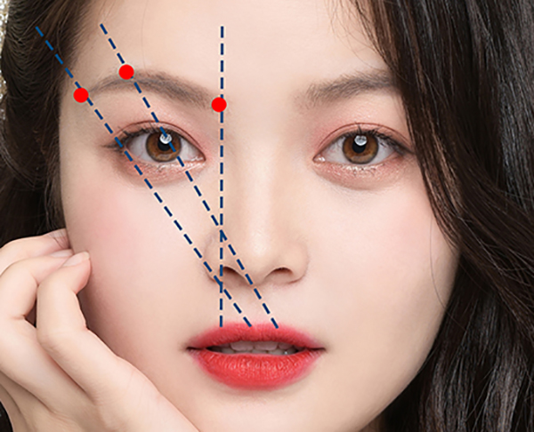 教你定制专属眉形,让眉毛加分,与整体更协调!